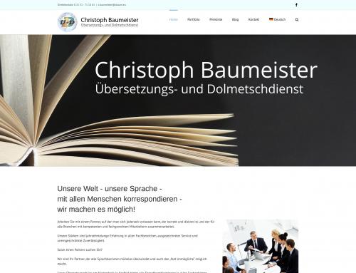 Vorstellung Logo & Webseite